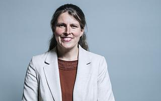 Rachael Maskell MP promotes cycling