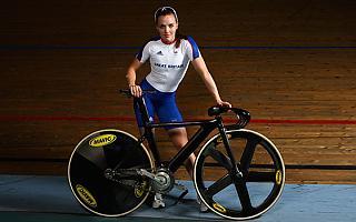 Olympian Victoria Pendleton CBE