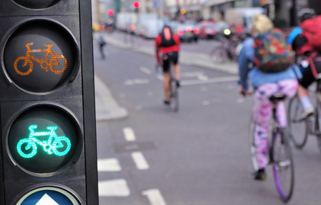Making cycling safer: why wouldn't you?