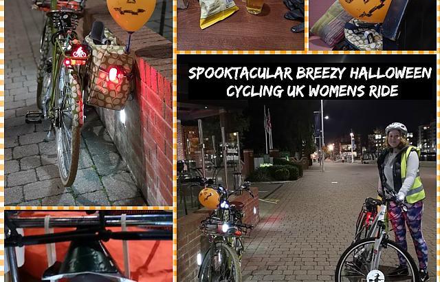 Spooktacular ride