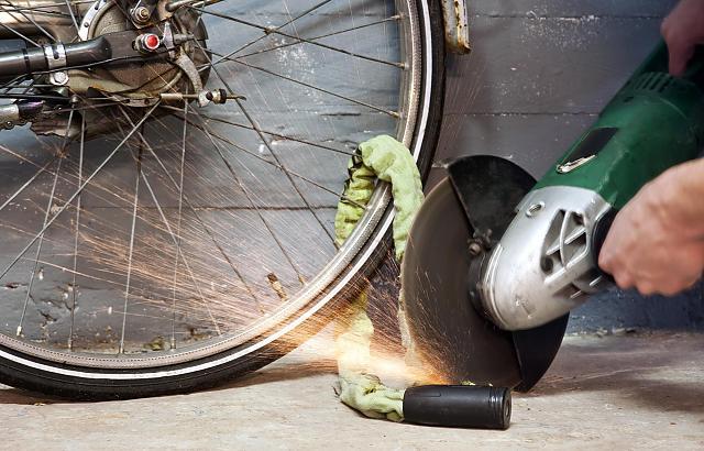 Bike theift Edinburgh