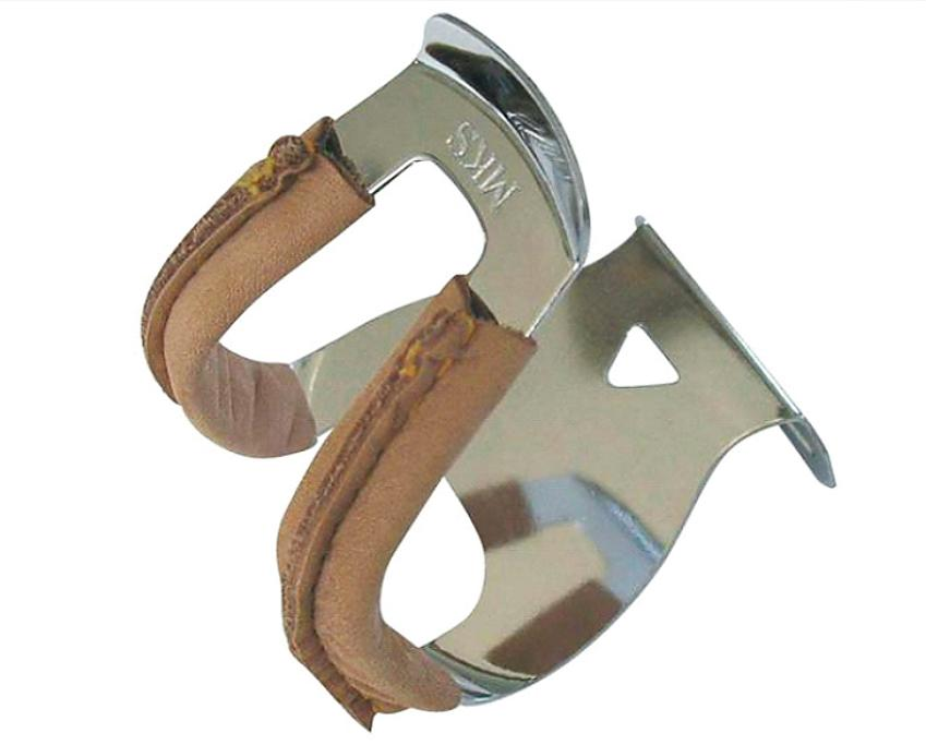 MKS Half Clip with Leather