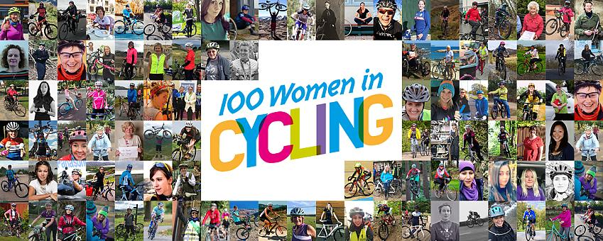 The 100 Women in Cycling from 2018