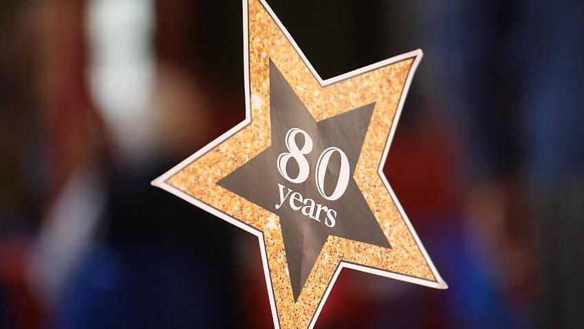 Eighty years star