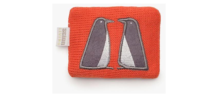 Penguin hand warmer
