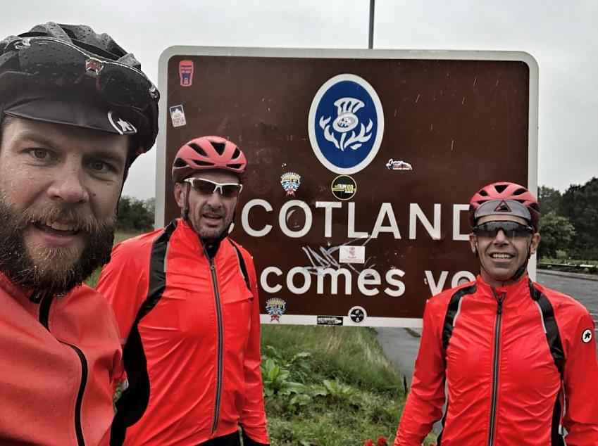 Reaching Scotland