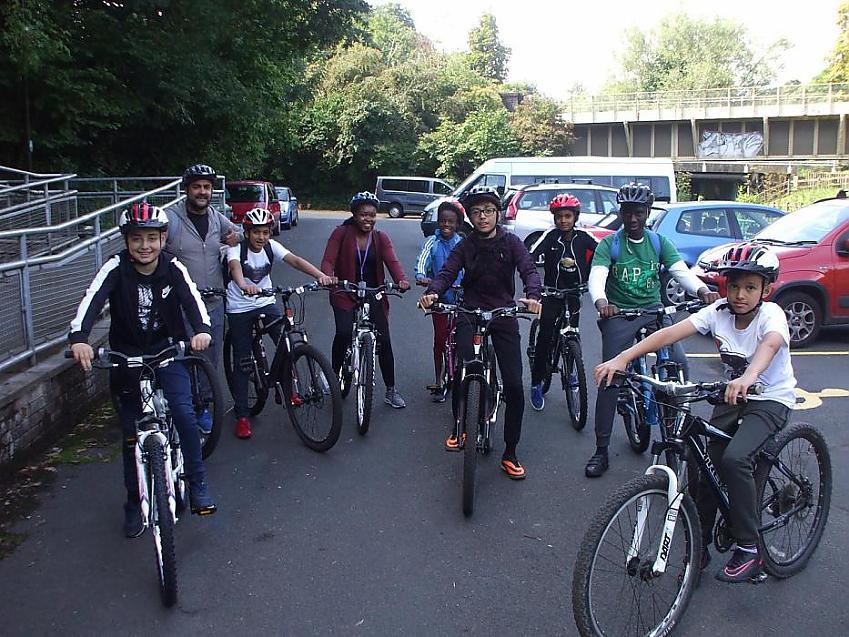 Wildside Community Cycle Club