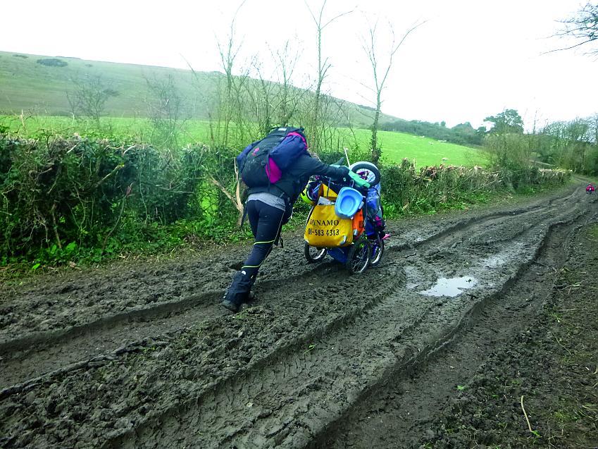 Fighting the mud