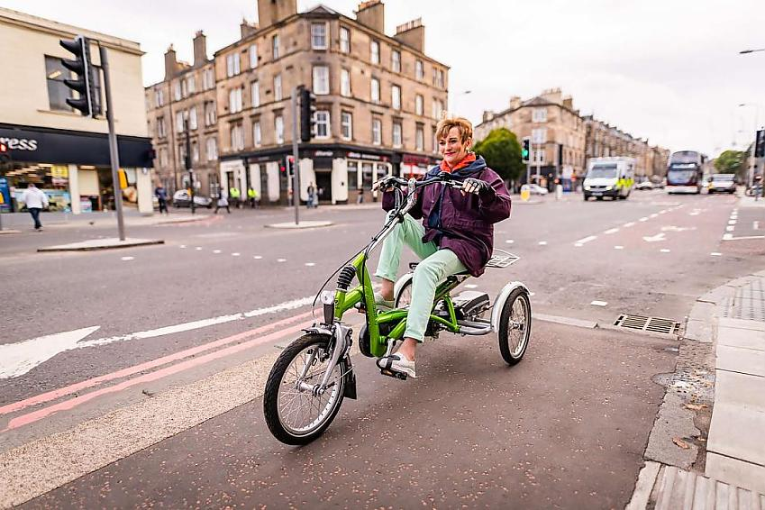Cycling is key to the future of transport in Scotland