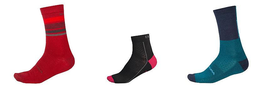 Endura socks