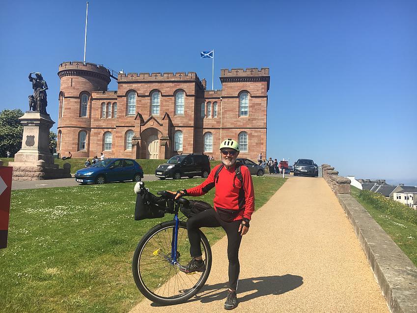Hans in Scotland