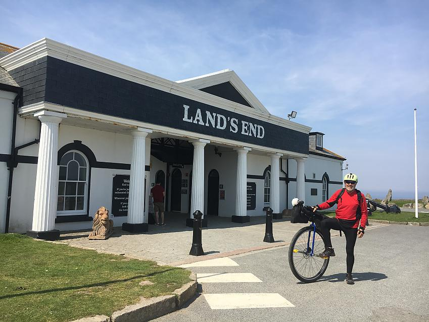 Hans in Land's End