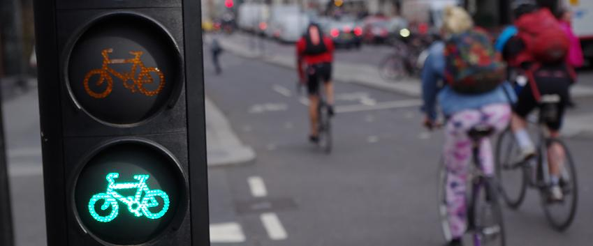 Green light for cyclists