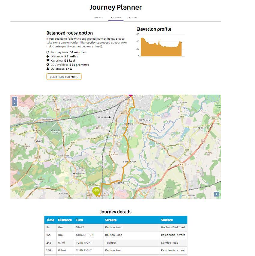 Journey Planner