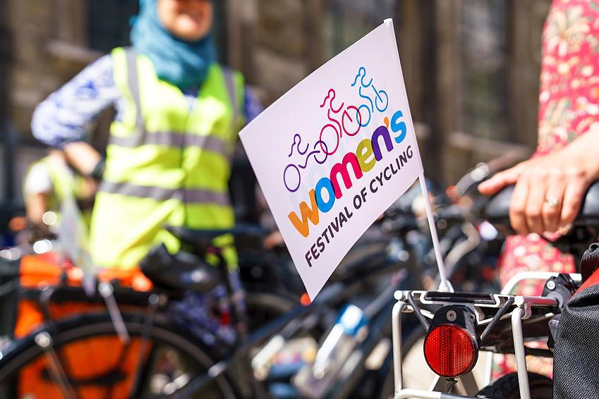Changes to the membership fees will allow us to continue putting on events such as the Women's Festival of Cycling