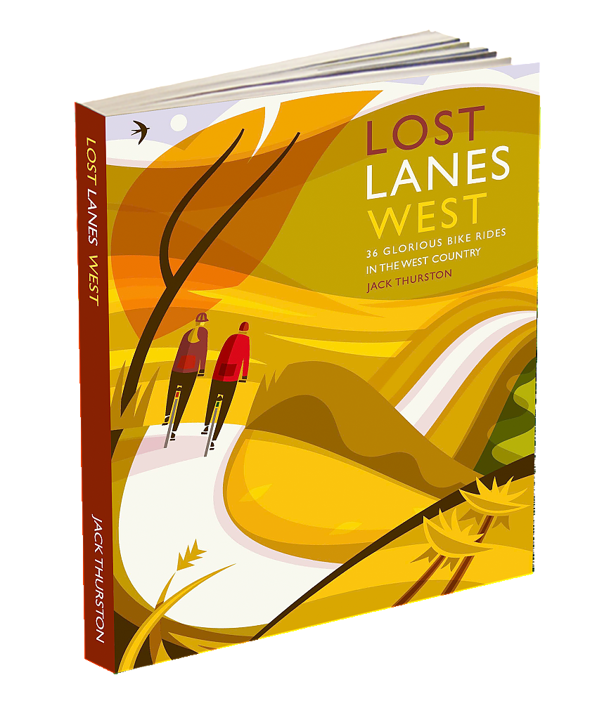 Cover of Lost Lanes West