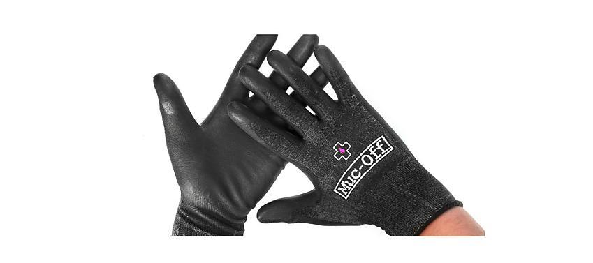 Muc Off mechanic's gloves