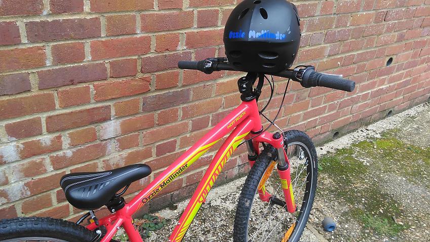 Bike stickers