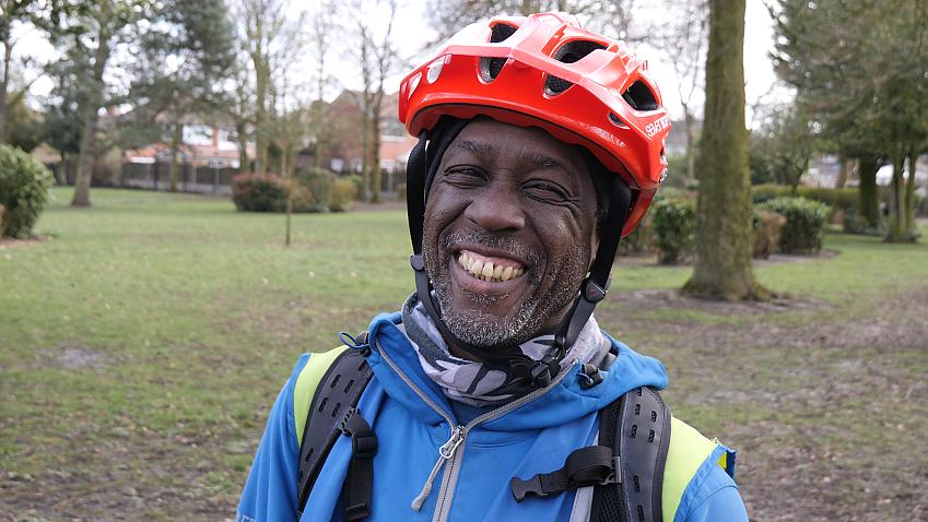 Paul Pryce, cycle instructor
