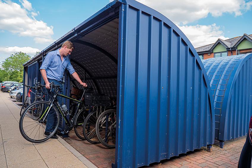 Choosing the best bike racks for your office