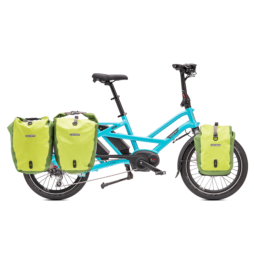 Tern GSD with 6 panniers