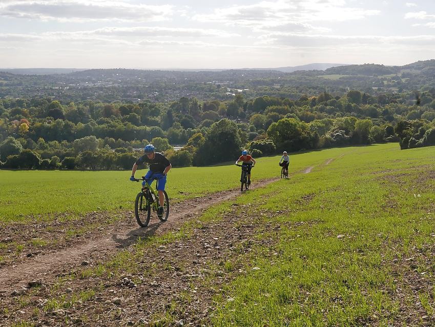 Off-road cycling is great for your mental health