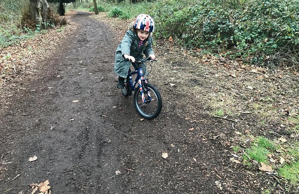 Frog 48 bike test