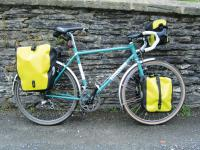 racks and panniers