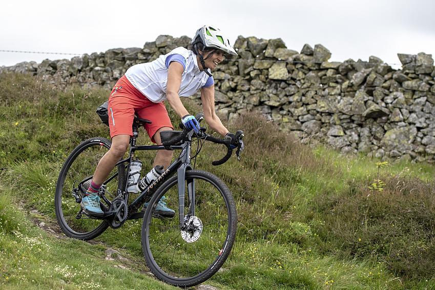 Innerliethen Red trail. Photo Joolze Dymond / Cycling UK