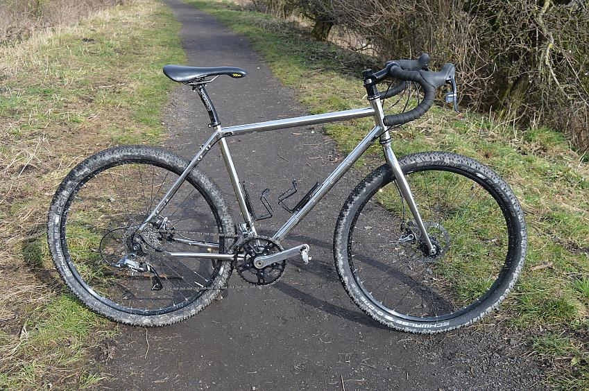 Sven Cycles Pathfinder 2x11
