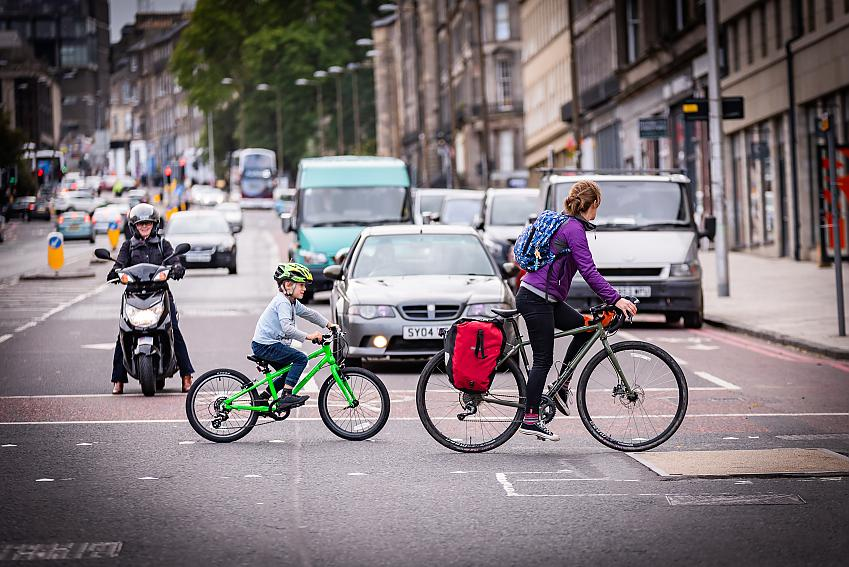 Leisure cycling has boomed throughout lockdown, but increasing traffic is putting this at risk