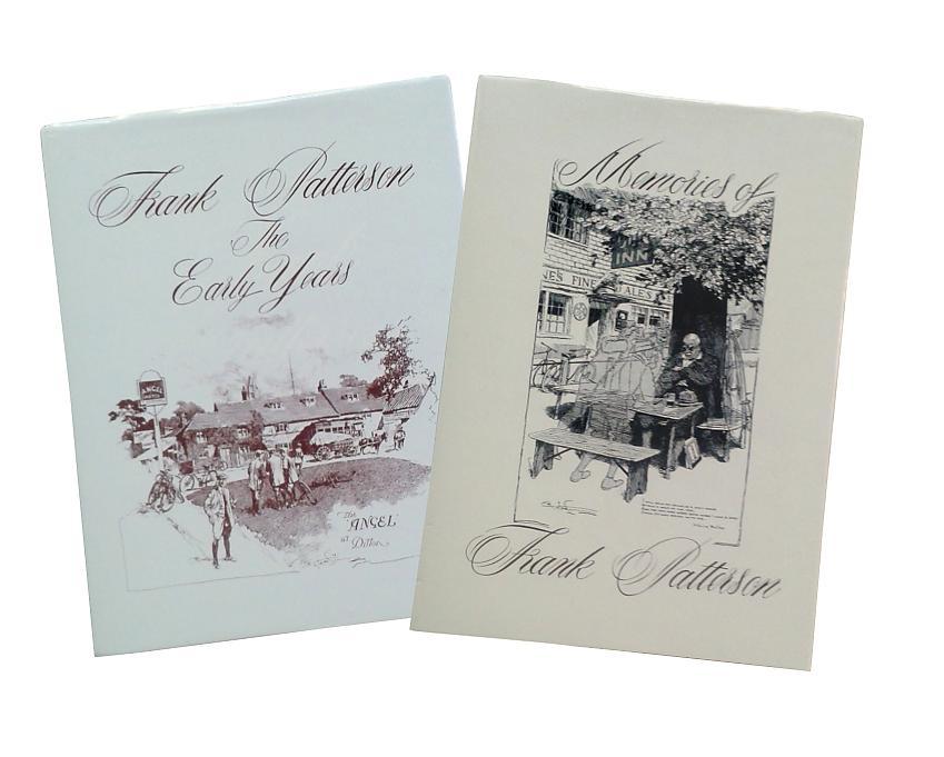 Frank Patterson books