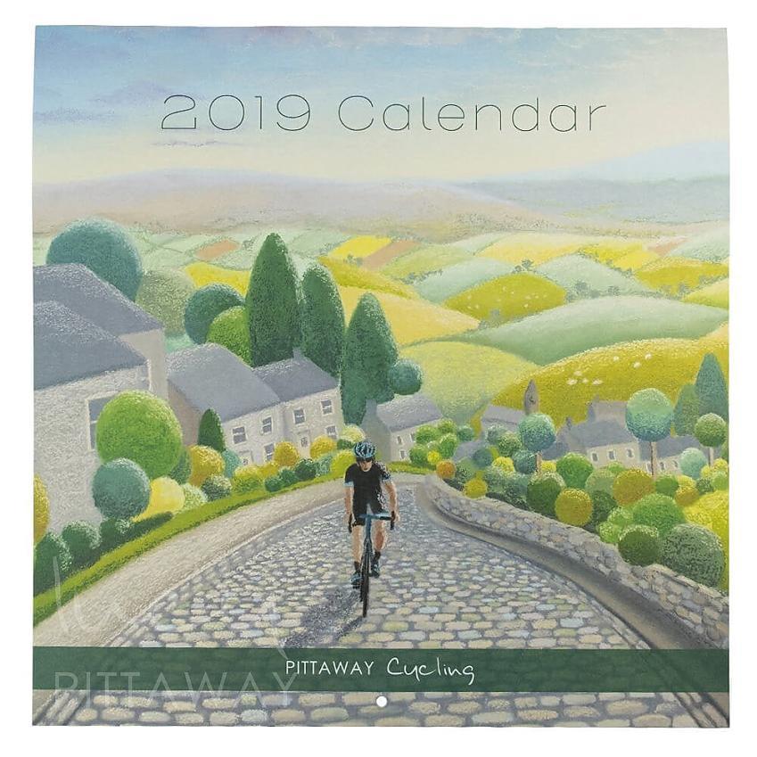 Pittaway cycling 2019 calendar