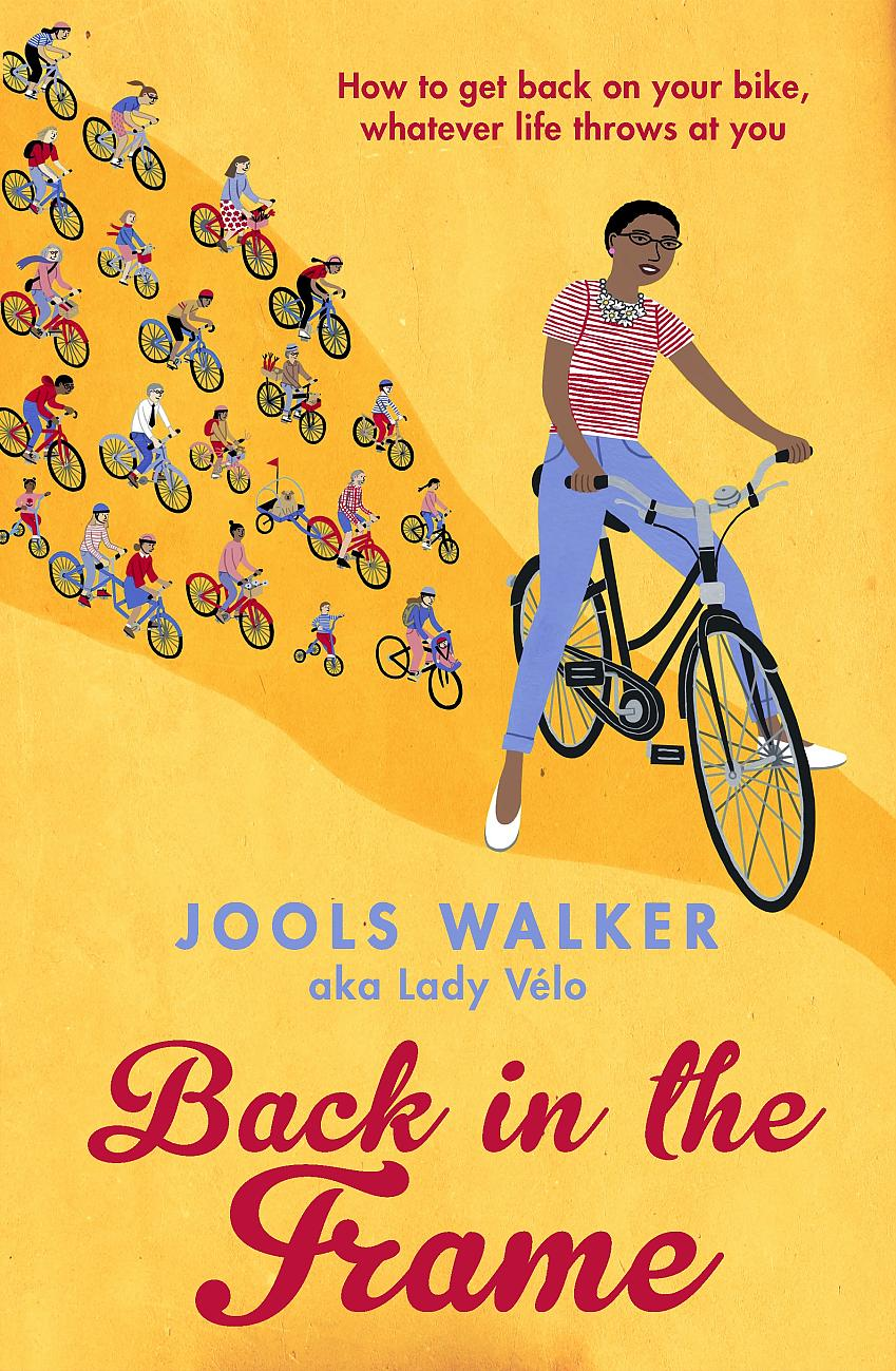 Back in the Frame by Jools Walker