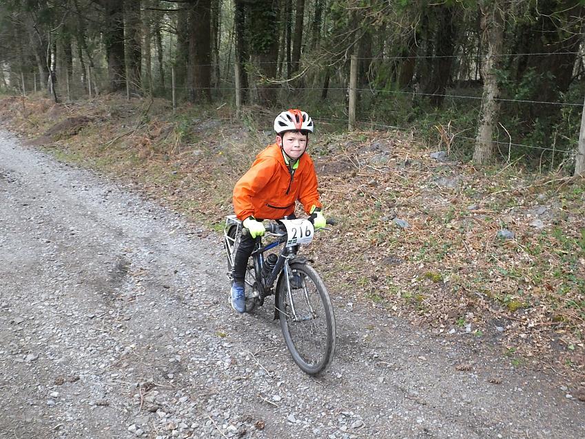 John Sharp rides the Devon Dirt. Photo by Graham Brodie