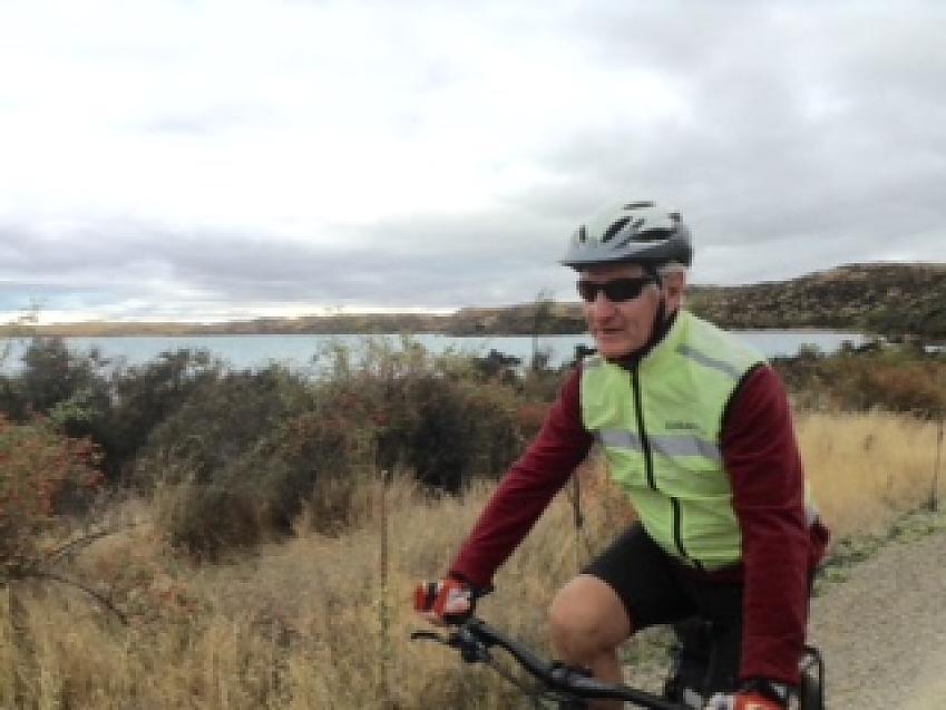 Geoff Clark - New Forest Cycling Week organiser