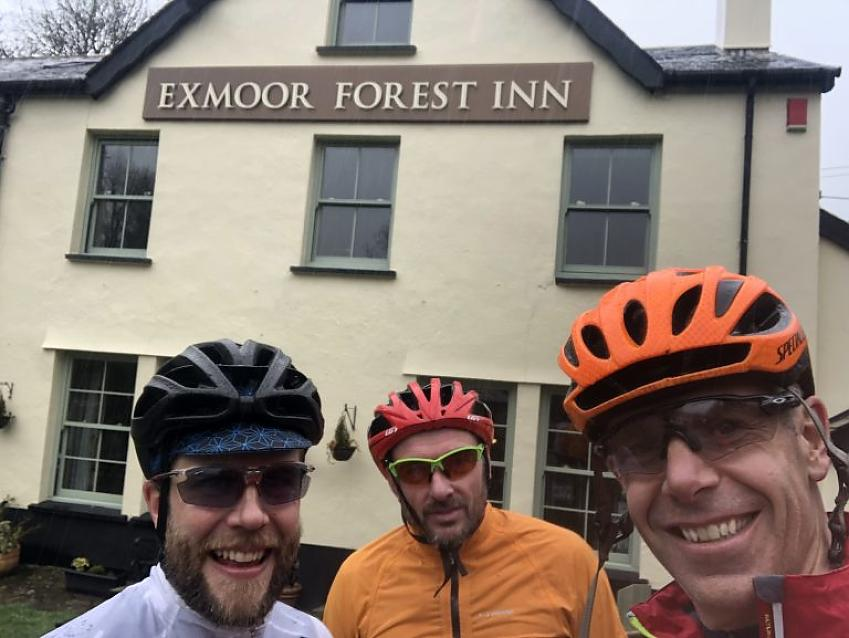 The idea for the challenge was inspired in the pub over a pint!