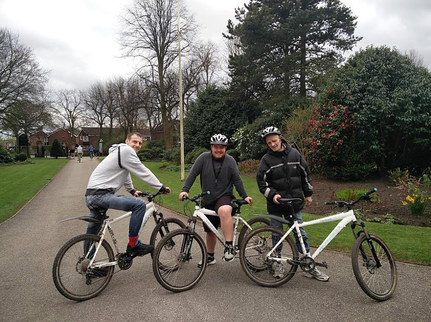 H3 Supported Cycling Scheme