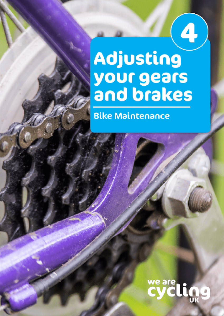 Adjusting your gears and brakes