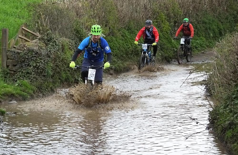 Living up to its name on the Devon Dirt. Photo by Graham Brodie