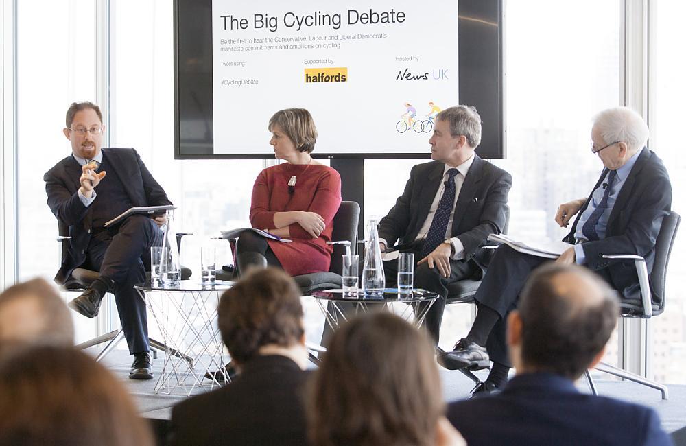 The Big Cycling Debate - 02 March